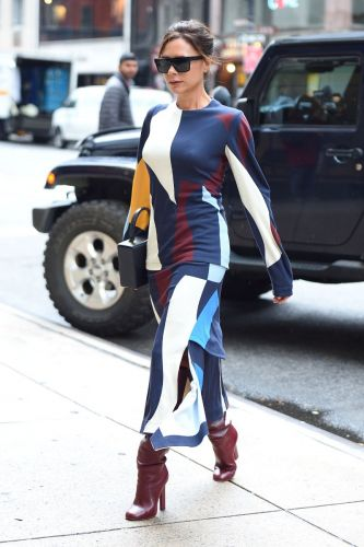 See the 3 Bold Outfits Victoria Beckham Wore Within a 24-Hour Span