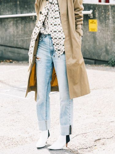 How to Cuff Jeans to Make a Fashion Statement