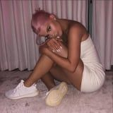 Kylie Jenner Now Has Pink Hair - and It Only Cost $32 to Do