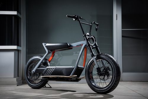Harley-Davidson Unveils Two Sleek New Electric Bike Concepts