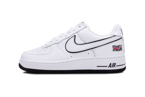 """DSMNY Reveals the Nike Air Force 1 Low """"NYC"""" in White"""