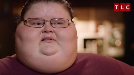 Ashley Dunn From 'My 600-lb Life' Reveals Her 445-Pound Weight Loss