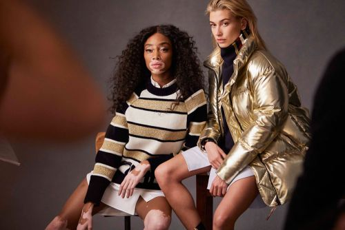 Tommy Hilfiger Announces Hailey Baldwin And Winnie Harlow As New Faces