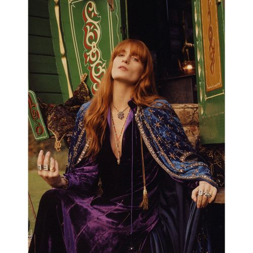 Florence Welch and Gucci: A Love Story