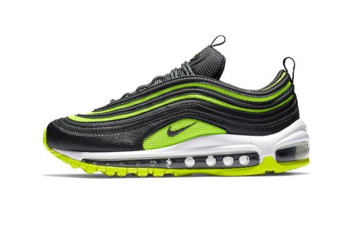 "Nike Is Readying a ""Black/Neon Green"" Air Max 97 for Fall"