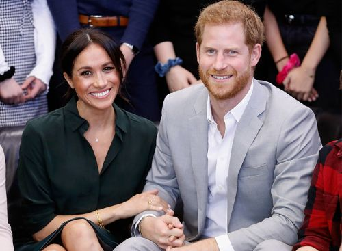 Meghan Markle and Prince Harry Are Expecting a Baby!