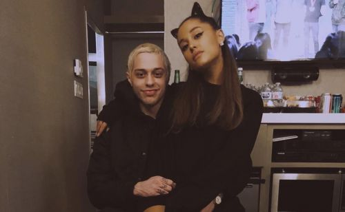Pete Davidson Wanted to Marry Ariana Grande Pretty Much the Second They Started Dating