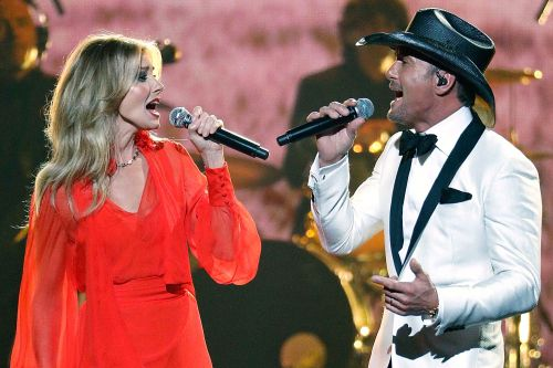 Tim McGraw and Faith Hill: We're still hot for each other