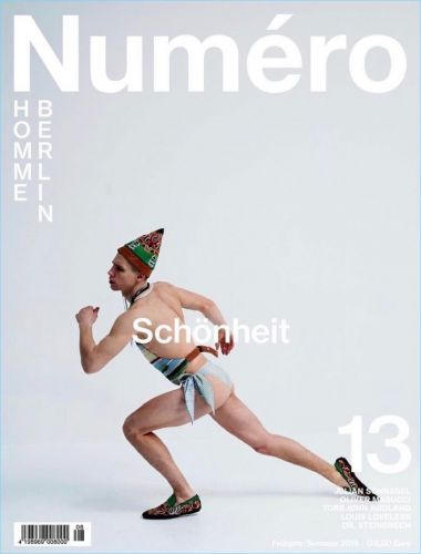 Augusta Alexander, Lennon Gallagher + More Star in Numéro Homme Berlin Cover Story