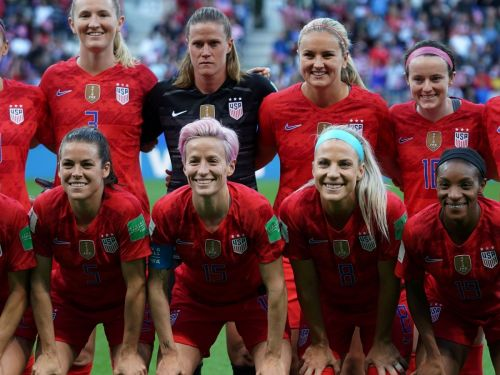 How Much The U.S. Women's Soccer Team Makes & How They're Fighting For More