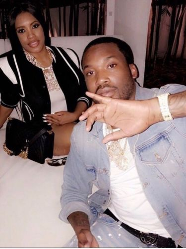 Meet Czar! Meek Mill Gives First Look At Son With Ex-Girlfriend Milan Harris