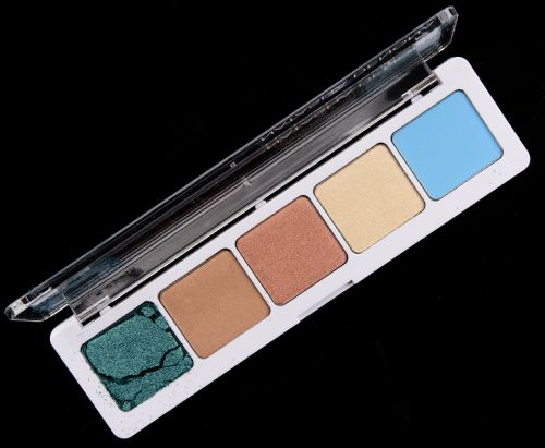 Natasha Denona Palette 06 Eyeshadow Palette Review & Swatches