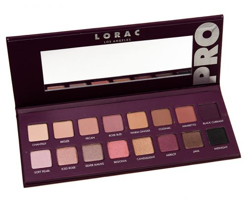 LORAC Pro Palette 4 Eyeshadow Palette Review & Swatches