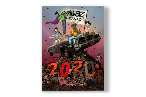 Gorillaz Celebrate 20th Anniversary With Extensive Almanac