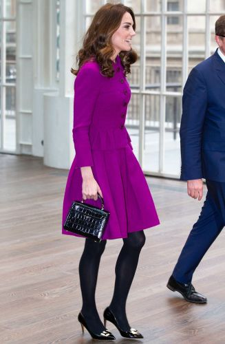 Kate Middleton Just Wore the Trendy Bag Style Instagram Is Flooded With