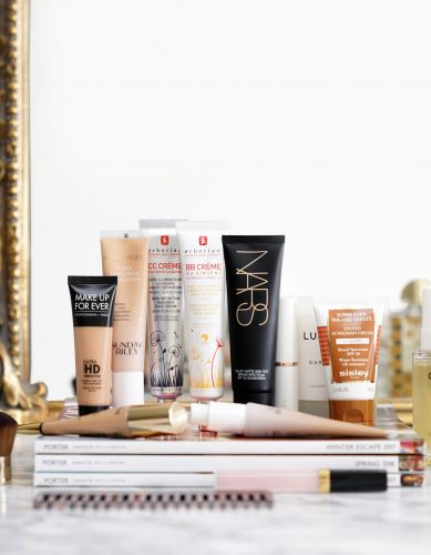 Natural Coverage Bases That Look Like Skin But Better