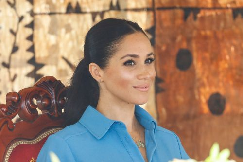 Pregnant Meghan Markle Is Getting Lots Of Hands-On Baby Experience By Taking Care Of Kate Middleton's Children