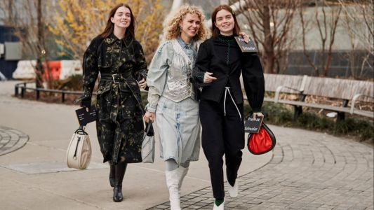 The Best Street Style Looks From New York Fashion Week Fall 2019