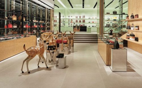 Burberry raises outlook on strong Q3 trading