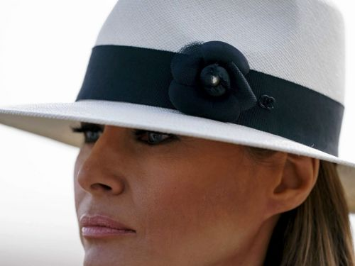 "Melania Trump Explained Her ""I Don't Care"" Jacket & It Isn't About Immigration"