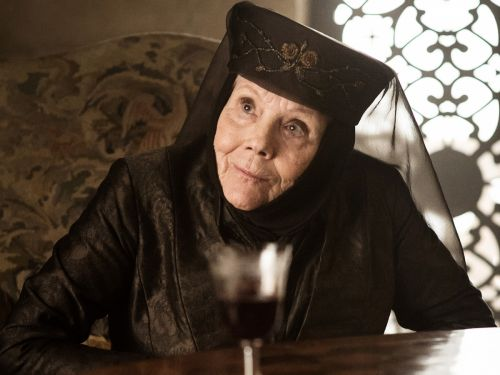 This 85-Year-Old Woman Dressed As Olenna Tyrell Just Won Labor Day Weekend