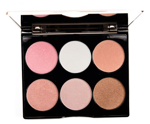 Cover FX Perfect Highlighting Palette Review, Photos, Swatches