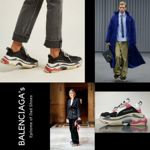 Balenciaga's Epitome of Dad Shoes
