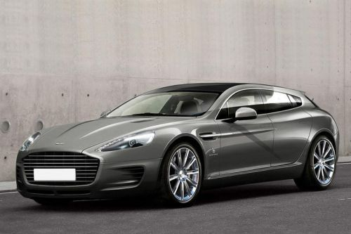 Custom Bertone Aston Martin Rapide Jet 2+2 Is Available to Buy