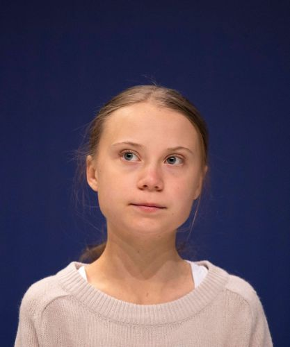 Greta Thunberg Calls Out World Leaders For Acting Like We're Not In A Climate Crisis