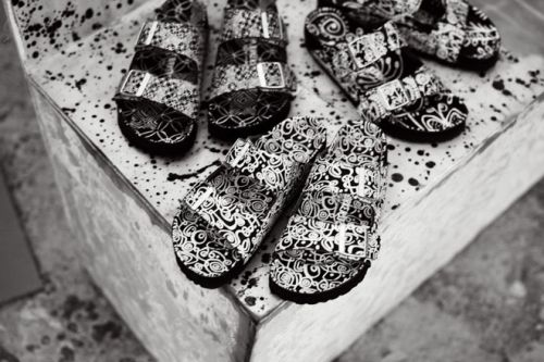 BIRKENSTOCK Teams up With 10 Corso Como on a Limited Edition Arizona Slippers Collection