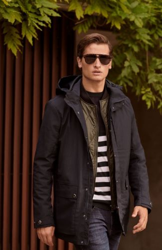 Tom Warren Dons Vintage-Style Fashions for Pedro del Hierro