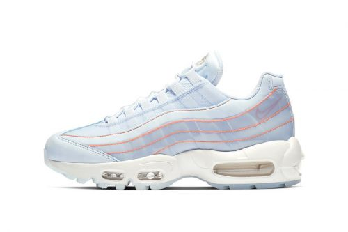 Nike Launches Translucent Air Max 95s