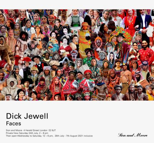 Dick Jewell's Latest Work Explores Cultural Appropriation