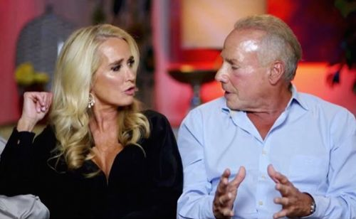 Kim Richards And BF Wynn Katz Reveal They're 'Not Attracted' To Each Other And Have Never Had Sex On 'MBCRS'!