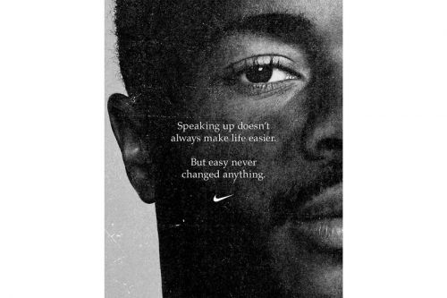 Nike & Raheem Sterling Unveil Colin Kaepernick-Style Advert