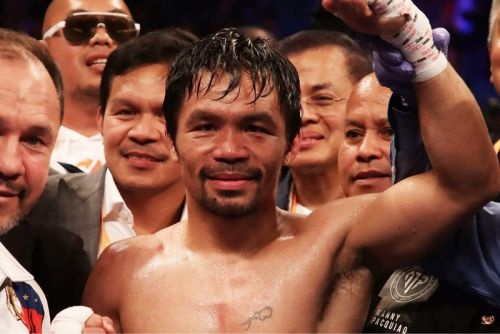 Manny Pacquiao Defeats Adrien Broner, Calls Out Floyd Mayweather Jr. for Rematch