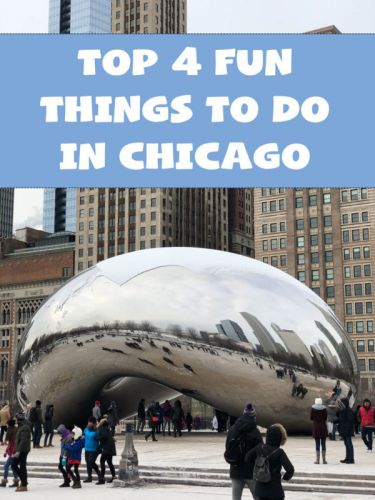 4 Fun Things to do in Chicago