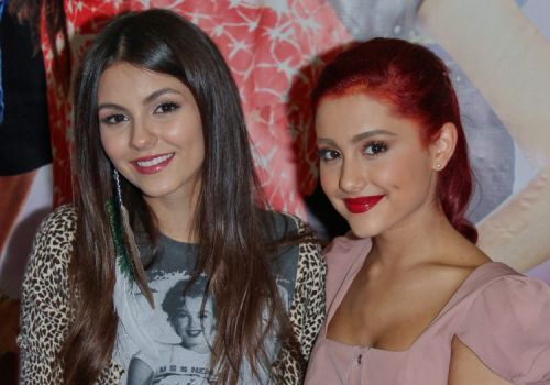 Ariana Grande And Victoria Justice Squash Feud Rumors Following 'Thank U, Next' Video Snub