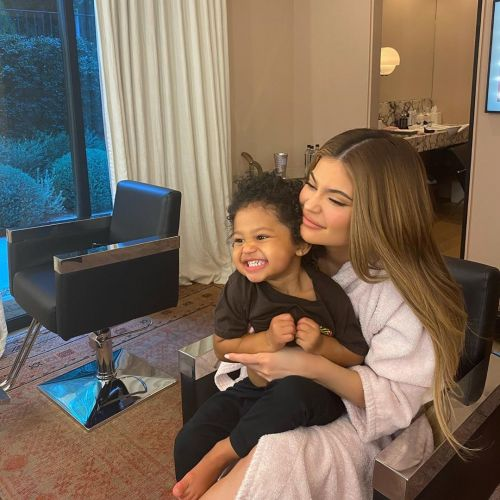 Kylie Jenner Shares Sweet Moment With Daughter Stormi Webster Amid Forbes Net Worth Drama