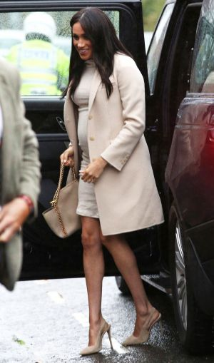 Meghan Markle Just Wore a $36 Dress From H&M