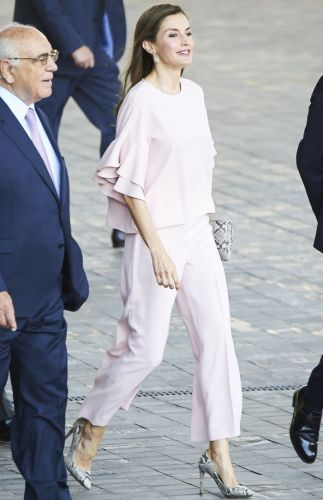 Queen Letizia's 4 Chicest Zara Looks From 2017