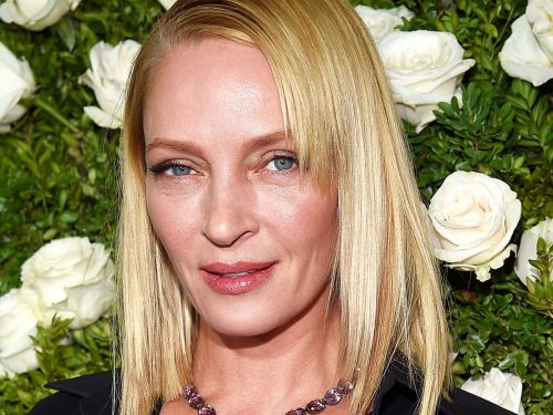 Uma Thurman Says MeToo, And Hints That It Has To Do With Harvey Weinstein