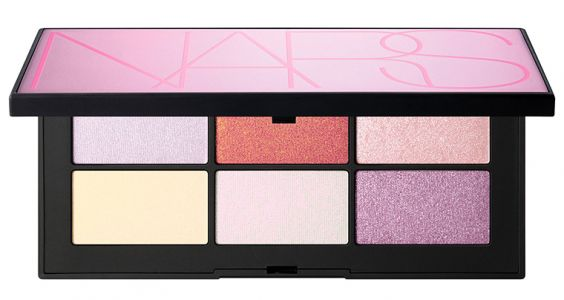 NARS Danger Control Eyeshadow Palette for Spring 2018