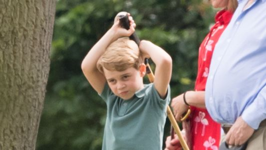 Magic, and Pizza and Candy - Oh My! Here's How Prince George Will Be Celebrating His 6th Birthday