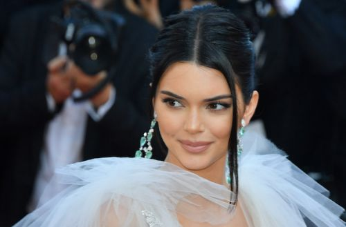 Fans Think Kendall Jenner Photoshopped Her Topless Photo on Instagram