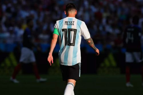 Lionel Messi Announces Departure From National Team