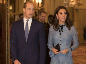 So Kate Middleton Can't Eat Prince William's Favourite Food While Pregnant