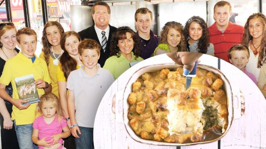 The Duggars' Tater Tot Casserole Is Famous - So We Tried It