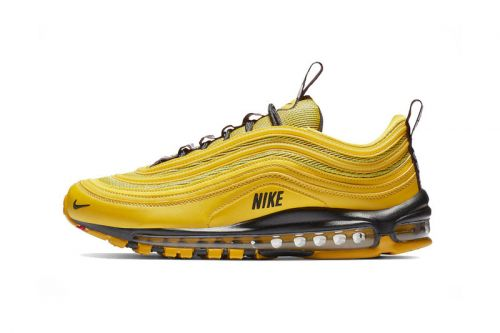 """Nike Air Max 97 Premium Lights up the Room in """"Bright Citron"""" Next Month"""