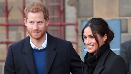 'Our First Baby Gift!' Prince Harry And Meghan Markle Received The Cutest Present For Their Bundle Of Joy